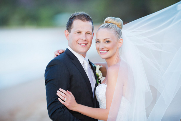 Classic and Tropical Destination Wedding - Noble Photography