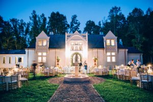 Wedding venue - Sowing Clover Photography