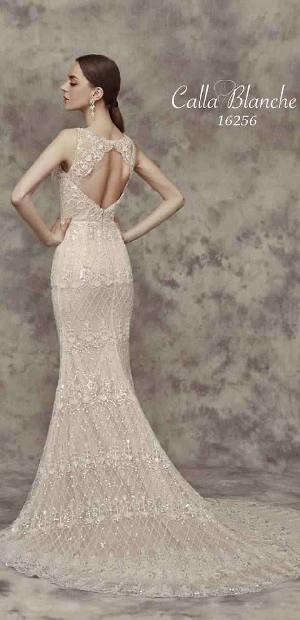 Calla Blanche Fall 2016 Bridal Collection Belle The Magazine