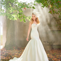 Matty 2016 by Matthew Christopher Bridal Collection - Gwyneth Wedding Dress