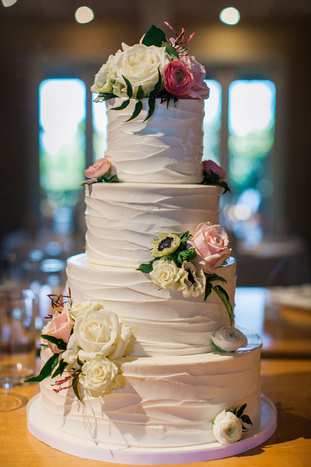 Best wedding cakes of 2016 belle the magazine floral wedding cake clane gessel photography junglespirit Image collections