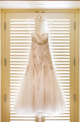 Wedding dress - Clane Gessel Photography