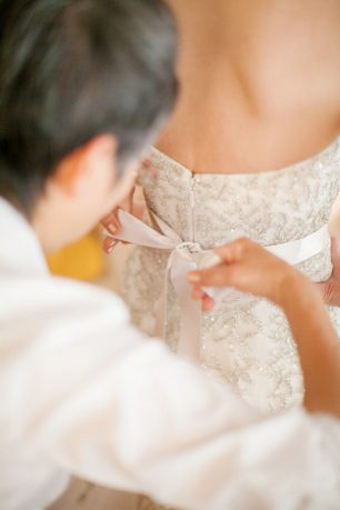 Wedding dress details - Clane Gessel Photography