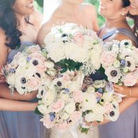 Wedding bouquets - Clane Gessel Photography