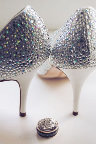 Wedding shoes - Clane Gessel Photography