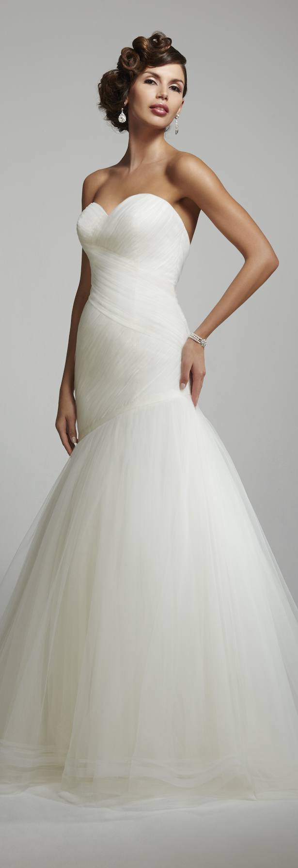 Matty 2016 by Matthew Christopher Bridal Collection - Aspen Wedding Dress