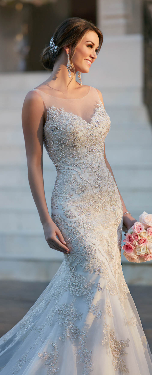Stella York Fall 2016 Wedding Dress