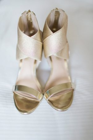 Wedding shoes - Leigh+Becca Photography