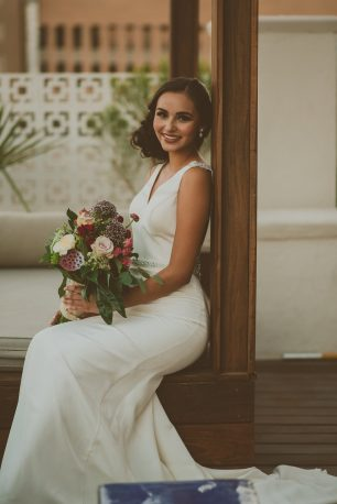 Bride - Cristina Navarro Photography