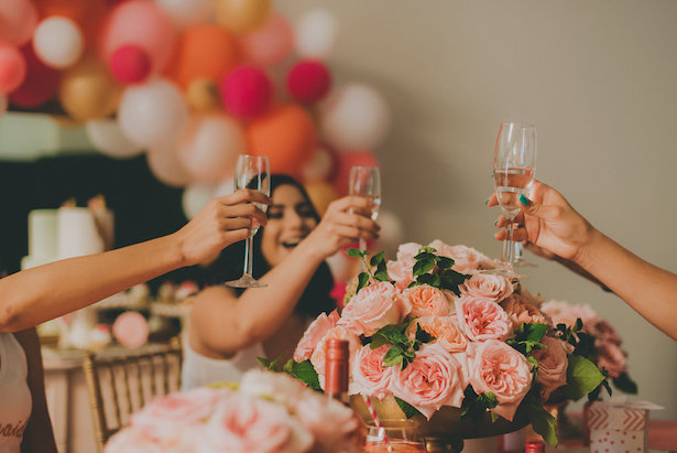 Bridesmaid Proposal Party - Cristina Navarro Photography