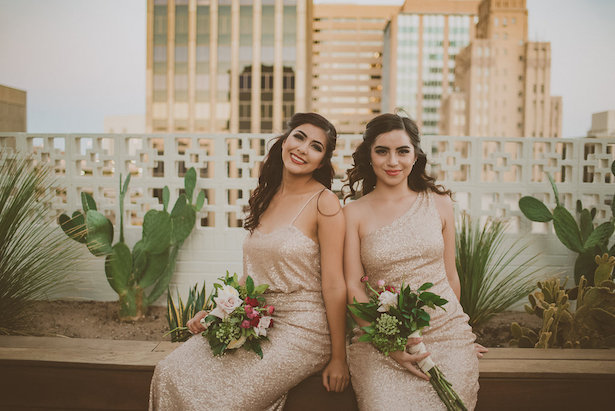 Bridesmaids - Cristina Navarro Photography