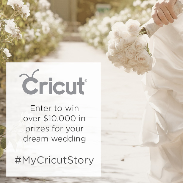 Cricut Wedding Giveaway