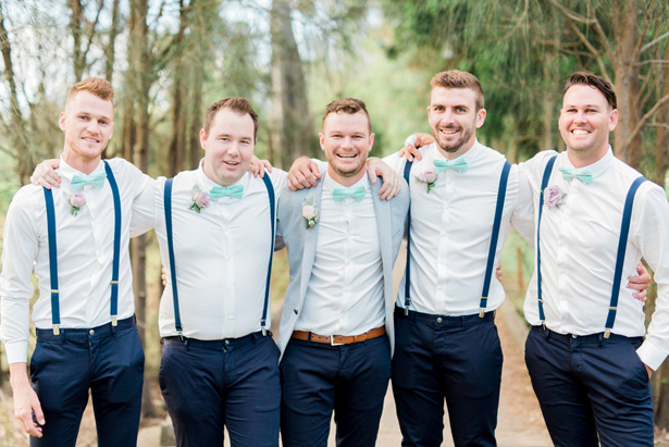 Groomsmen photo idea - Mario Colli Photography