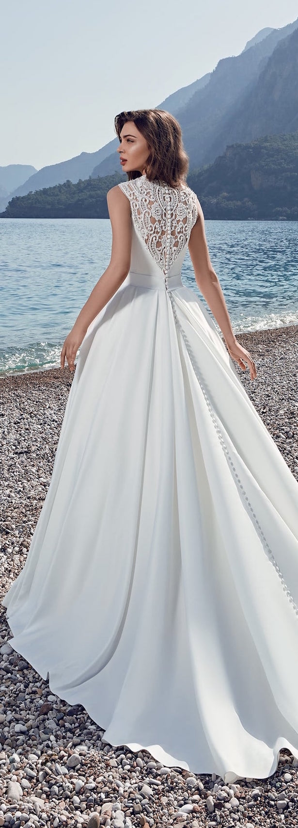 Lanesta Bridal - The Heart of The Ocean Collection