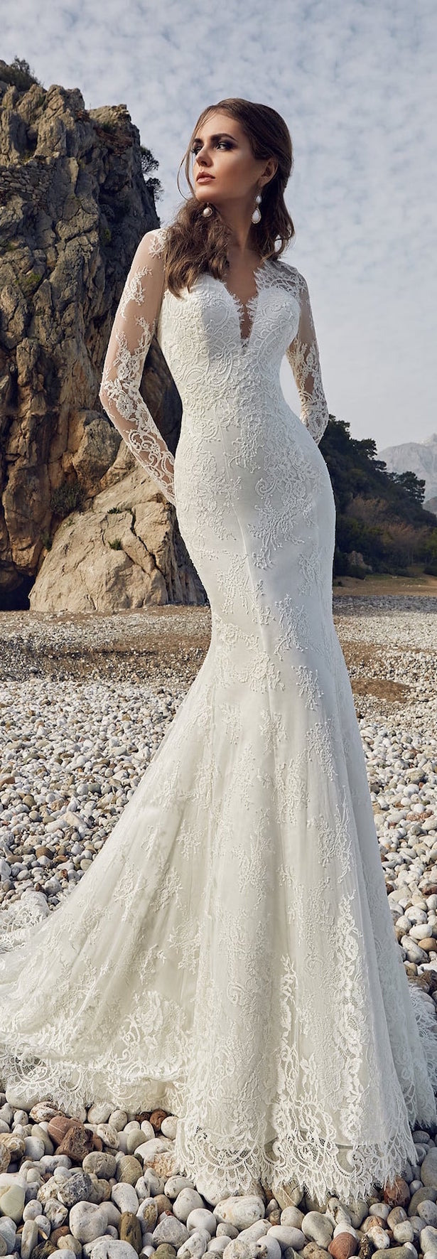 Lanesta Bridal - The Heart of The Ocean Collection 59