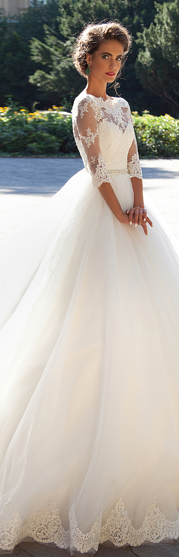 Wedding Dress Up Ideas : Milla nova bridal collection belle the magazine