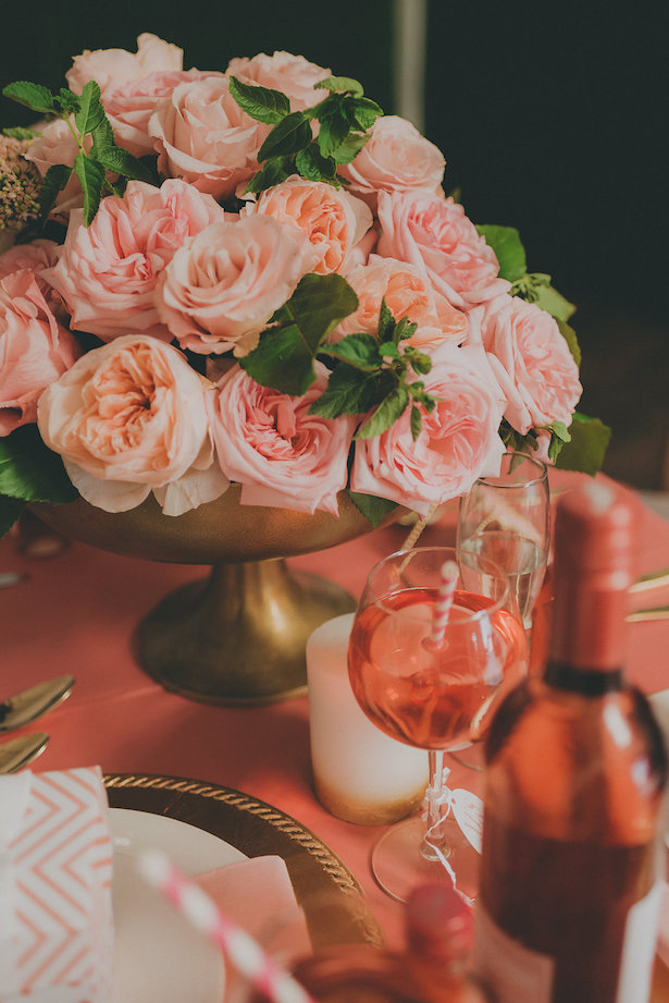 Rosé Inspired Party - Cristina Navarro Photography