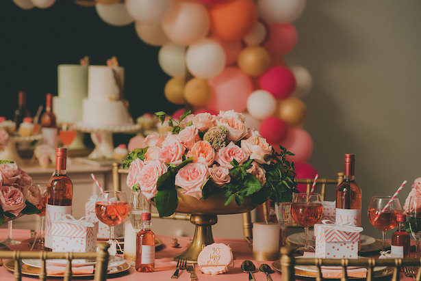 Rosé Inspired Party- Cristina Navarro Photography