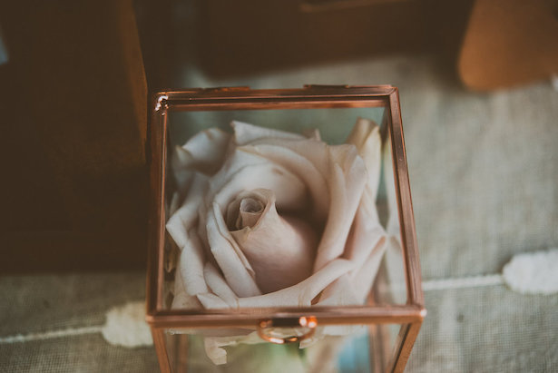 Rose Gold Wedding - Cristina Navarro Photography