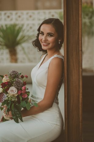 SoCal Inspired Wedding - Cristina Navarro Photography