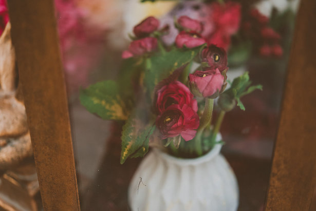 Wedding Flowers - Cristina Navarro Photography