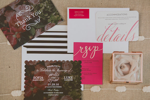 Wedding Invitations by Shutterfly - Cristina Navarro Photography