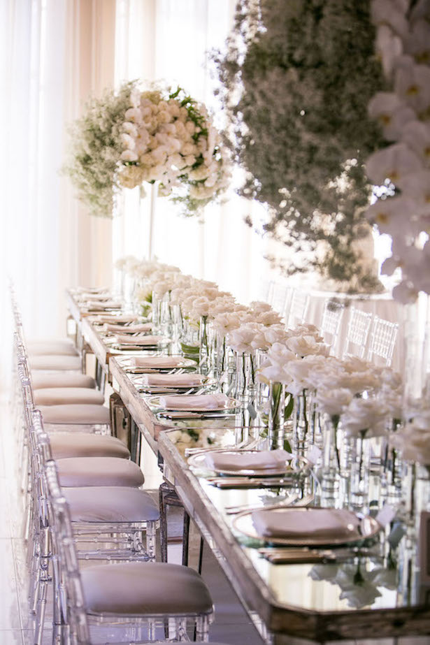 15 fabulous wedding tablescapes belle the magazine for Decor products international inc
