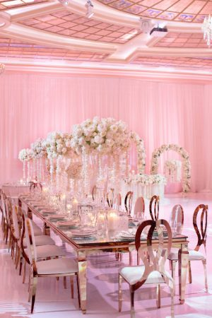 Wedding Tablescape - Picture: Duke Photography