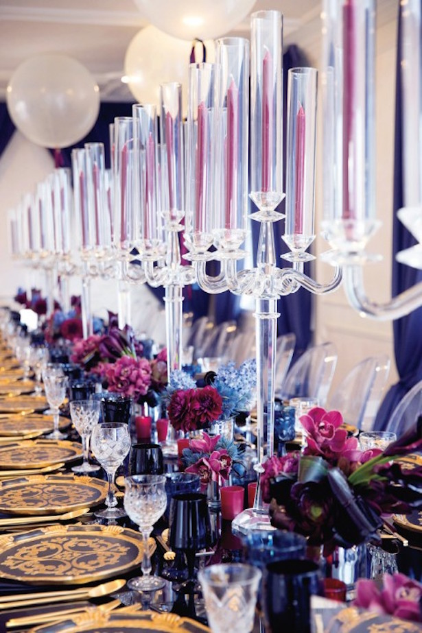 Wedding Tablescape - Picture: Melody Melikian Photography