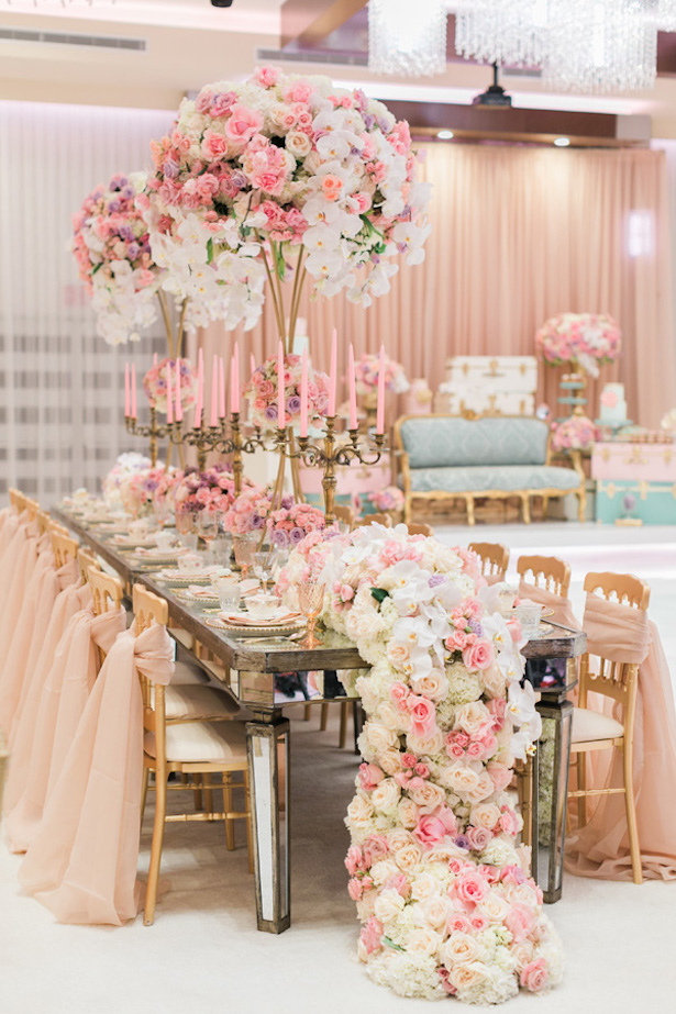 15 fabulous wedding tablescapes - Tablescapes