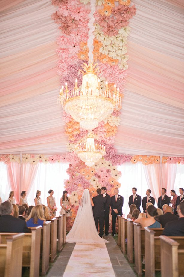 Wedding Tent Decorations - Blossom Events