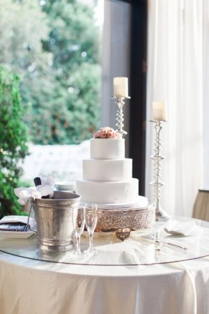 Wedding cake table - Leigh+Becca Photography