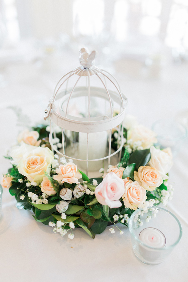 Wedding Centerpiece - Mario Colli Photography