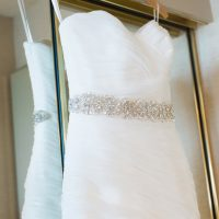 Wedding dress - Leigh+Becca Photography