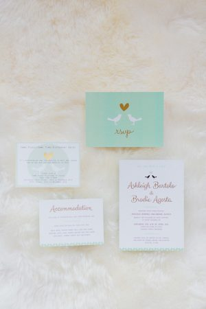 Wedding invitation - Mario Colli Photography