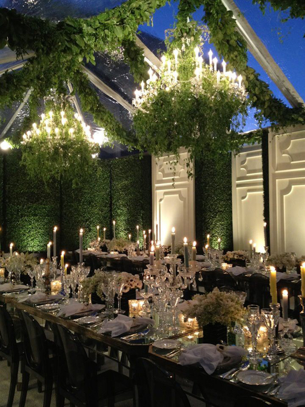 wedding tent long tables event decorations lilac inc strictly garden decor decoration indoor bellethemagazine reception events party outdoor weddings belle