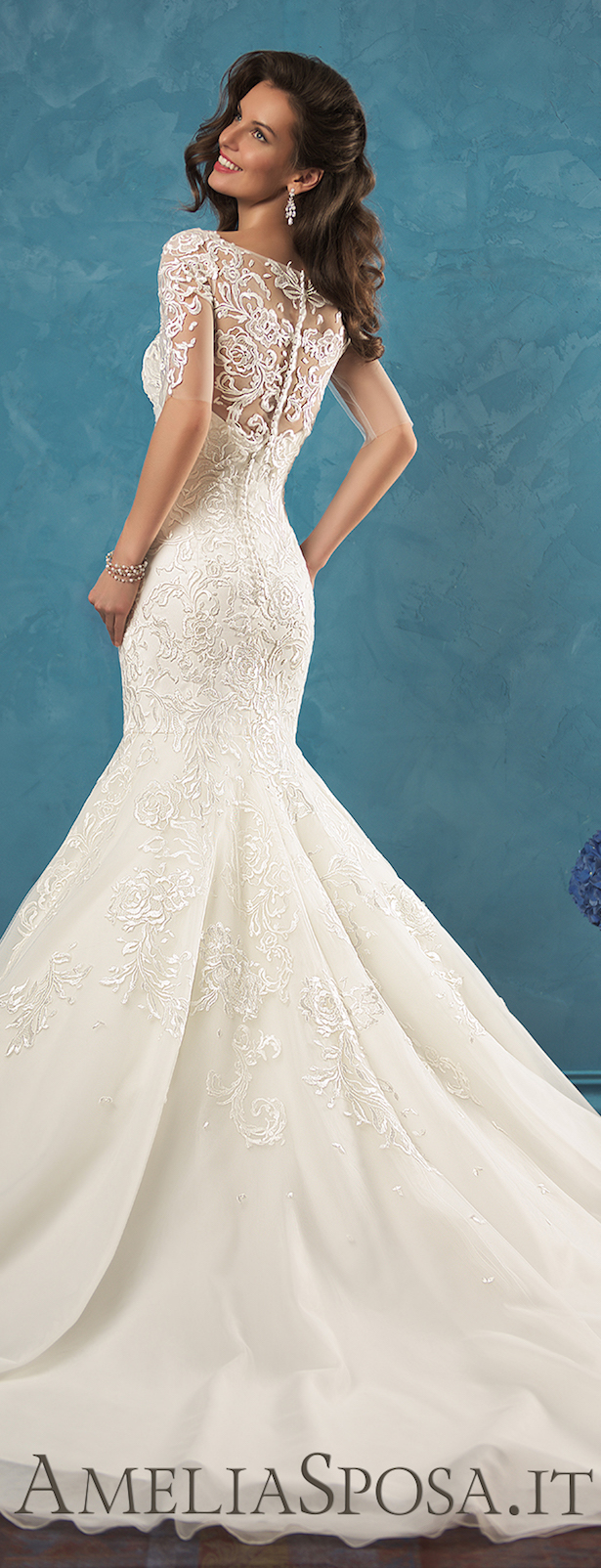 Amelia Sposa 2017 Wedding Dress
