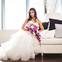 Modern bridal look - Dauss FOTO