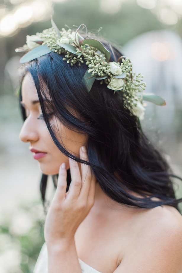 Bridesmaid Crown - Lucas Rossi Photography