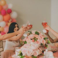 Bridesmaid Brunch - Cristina Navarro Photography