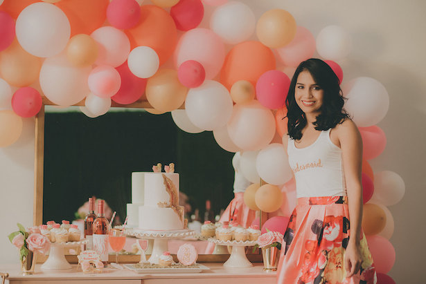 """A DIY """"Would You Be My Bridesmaid?"""" Party Inspired By Rosé"""