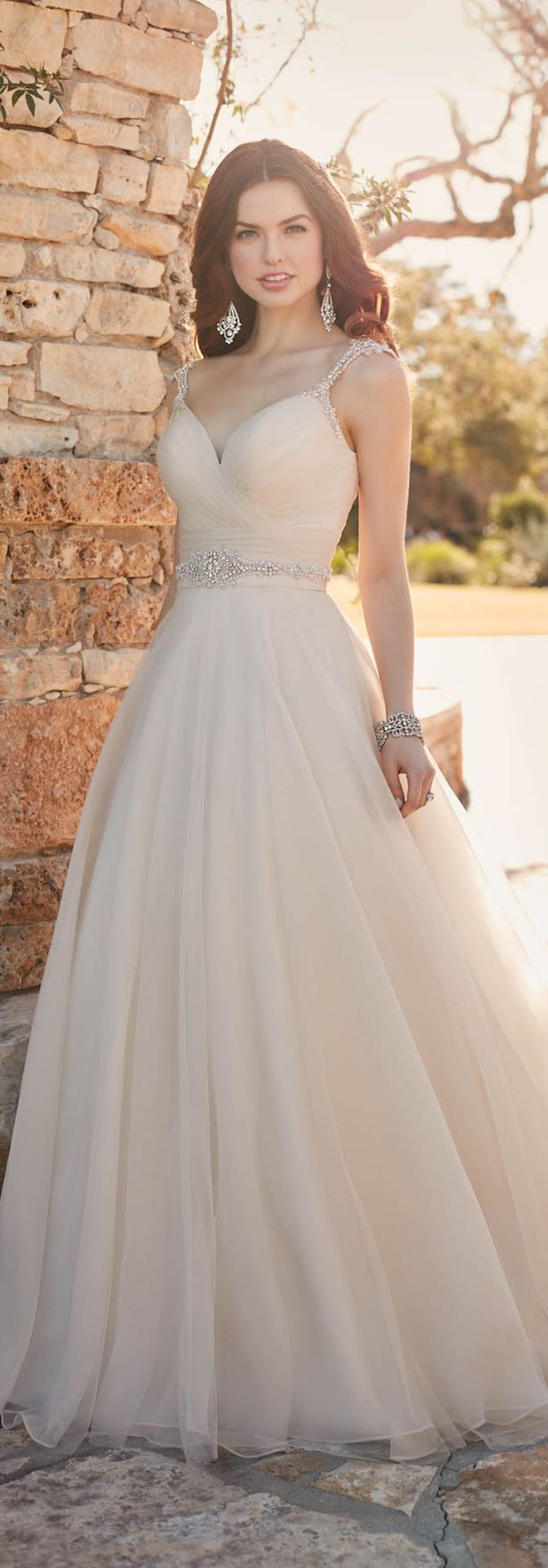 Essense of Australia Fall 2016 Wedding Dress