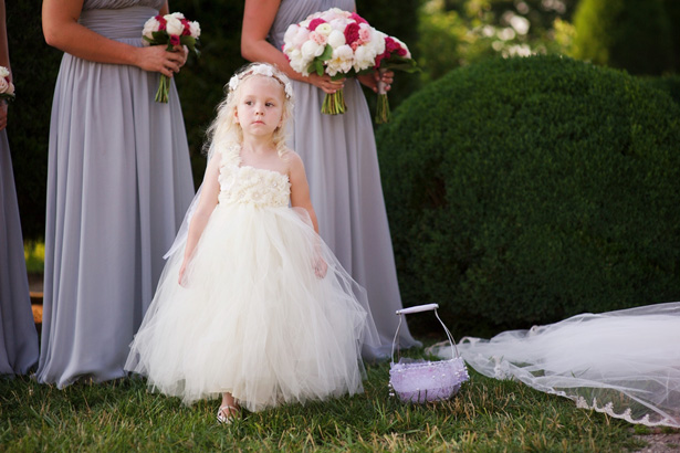 Flower girl - Justin Wright Photography