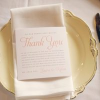 Place setting - Suzanne Rothmeyer Photography