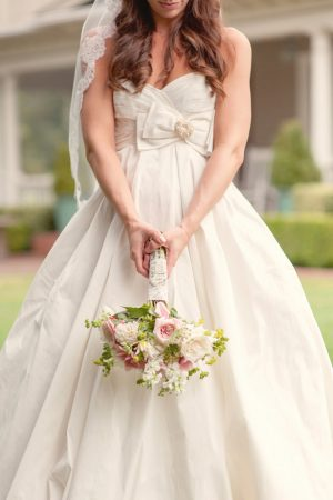 Wedding dress - Suzanne Rothmeyer Photography