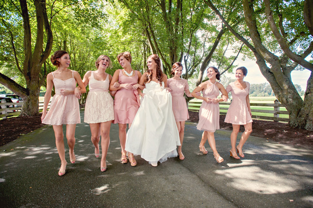 Bridal party - Suzanne Rothmeyer Photography