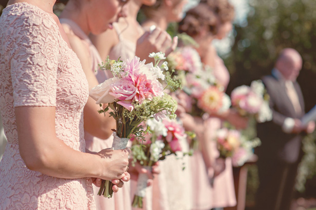 Bridesmaids bouquets - Suzanne Rothmeyer Photography
