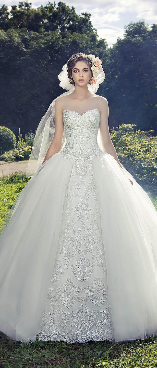 Milva 2016 Wedding Dresses Fairy Gardens