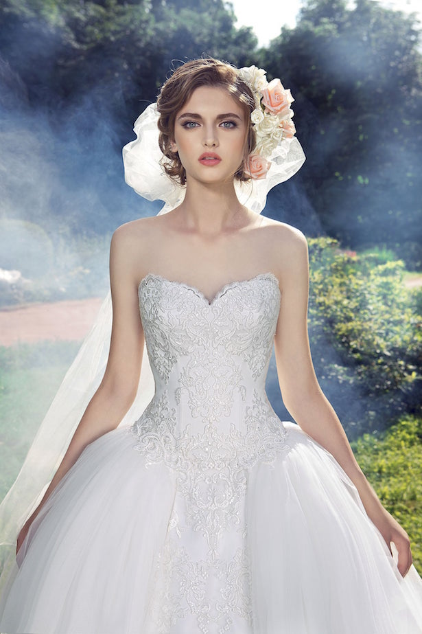 Milva 2016 Wedding Dresses – Fairy Gardens Collection