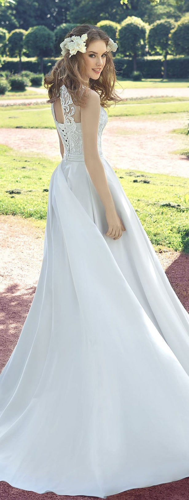 Milva 2016 Wedding Dresses - Fairy Gardens Collection - Belle The ...